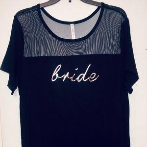 Other - Designer Bride Night Gown & Bridesmaid PJ Set